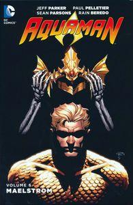 [Aquaman: Volume 6: Maelstrom (N52) (Hardcover) (Product Image)]