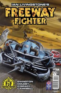 [Freeway Fighter #1 (DCUK Burns Variant) (Product Image)]