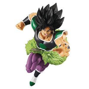 [Dragon Ball: Styling Figure: Broly Rage Mode (Product Image)]