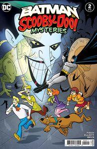 [Batman & Scooby-Doo Mysteries #2 (Product Image)]