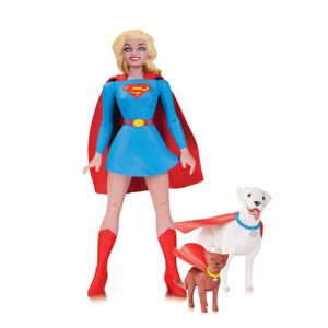 [DC Designer Series: Darwyn Cooke Action Figure: Supergirl (Product Image)]
