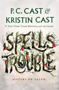 [Sisters Of Salem: Book 1: Spells Trouble (Hardcover) (Product Image)]