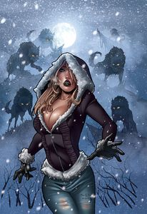 [Grimm Fairy Tales: Dark Shaman #1 (C Cover Qualano) (Product Image)]