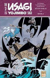 [Usagi Yojimbo Saga: Volume 3 (Product Image)]