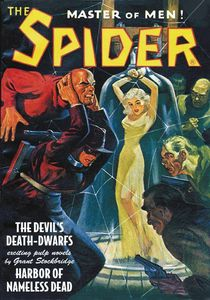[The Spider: Double Novel 12: Devils Death Dwarfs & Nameless Dead (Product Image)]