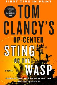 [Tom Clancy's Op-Center: Sting Of The Wasp (Product Image)]