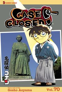 [Case Closed: Volume 70 (Product Image)]