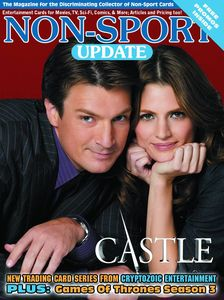 [Non Sport Update: Volume 25 #3 (Castle Cover) (Product Image)]