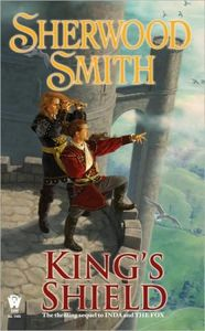[Inda: Book 3: King's Shield (Product Image)]