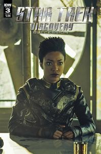 [Star Trek: Discovery: Succession #3 (Cover B Photo) (Product Image)]