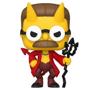 [The Simpsons: Pop! Vinyl Figure: Devil Flanders (Product Image)]