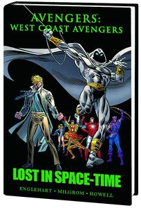 [Avengers: West Coast Avengers: Lost In Space-Time (Premiere Edition Hardcover) (Product Image)]