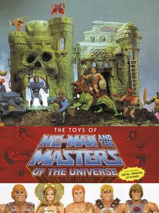[The Toys Of He-Man & The Masters Of Universe (Hardcover) (Product Image)]