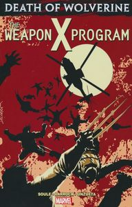 [Death Of Wolverine: Weapon X Program (Product Image)]