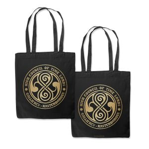 [Doctor Who: Tote Bag: High Council Of Time Lords (Product Image)]
