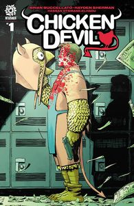 [Chicken Devil #1 (Cover B Lopez) (Product Image)]