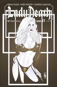 [Lady Death #17 (Art Deco Variant) (Product Image)]