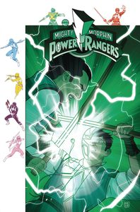 [Mighty Morphin Power Rangers #32 (Subscription Gibson Variant Sg) (Product Image)]