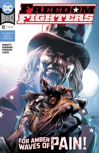 [Freedom Fighters #10 (Product Image)]