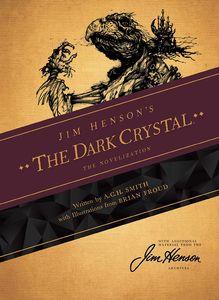 [Jim Henson's The Dark Crystal Novelisation (Product Image)]