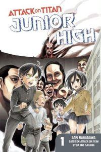 [Attack On Titan: Junior High: Volume 1 (Product Image)]