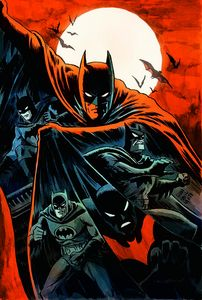 [Legends Of The Dark Knight #1 (Team Cover Francesco Francavilla Card Stock Variant) (Product Image)]