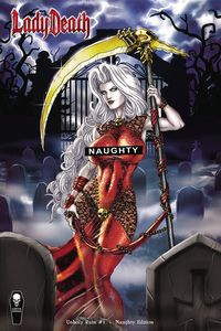 [Lady Death: Unholy Ruin #1 (Naughty Variant) (Product Image)]