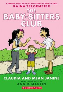 [The Baby-Sitters Club: Claudia & Mean Janine (Product Image)]