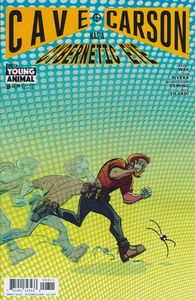 [Cave Carson Has A Cybernetic Eye #8 (Product Image)]