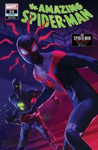 [Amazing Spider-Man #55 (Horton Spider-Man Miles Morales Variant) (Product Image)]