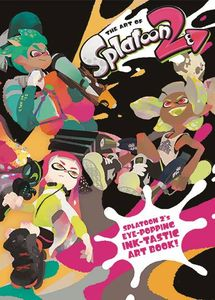 [Art Of Splatoon: Volume 2 (Hardcover) (Product Image)]