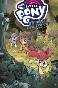 [My Little Pony: Spirit Of The Forest (Product Image)]