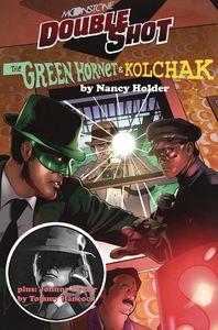 [Moonstone: Double Shot: The Green Hornet & Kolchak (Product Image)]