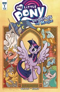 [My Little Pony: Legends Of Magic #1 (Product Image)]
