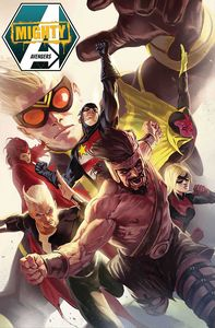 [Mighty Avengers: Complete Collection (Product Image)]