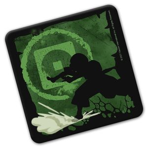 [Avatar The Last Airbender: Coaster: Earth Element (Product Image)]