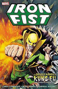 [Iron Fist : eadly Hands Kung Fu: Complete Collection (Product Image)]
