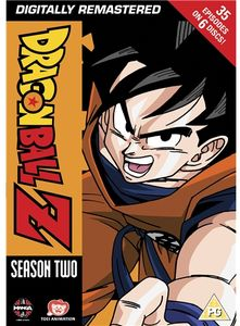 [Dragon Ball Z: Season 2 (Product Image)]