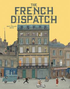 [The Wes Anderson Collection: The French Dispatch (Hardcover) (Product Image)]