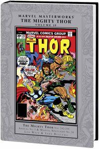 [Marvel Masterworks: Mighty Thor: Volume 15 (Hardcover) (Product Image)]