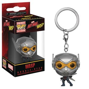 [Ant-Man & The Wasp: Pocket Pop! Keychain: The Wasp (Product Image)]