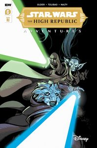 [Star Wars: High Republic: Adventures #6 (Cover A Tolibao) (Product Image)]