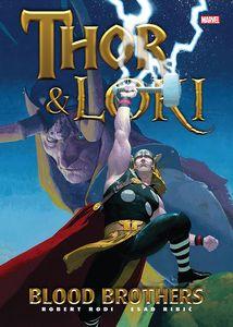 [Thor & Loki: Blood Brothers (New Printing Hardcover) (Product Image)]