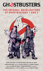 [Ghostbusters: The Original Movie Novelisations Omnibus (Product Image)]