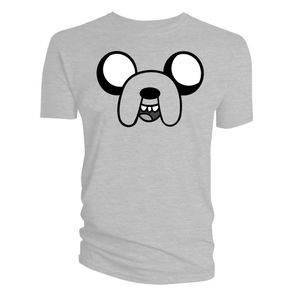 [Adventure Time: T-Shirt: Jake Face (Product Image)]