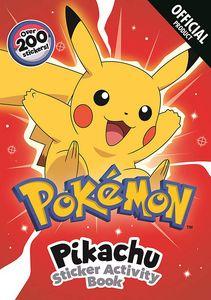 [Pokémon: Pikachu Sticker Activity Book (Product Image)]