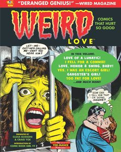 [Weird: Love You Know You Want It (Hardcover) (Product Image)]