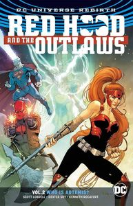 [Red Hood & The Outlaws: Volume 2: Who Is Artemis? (Rebirth) (Product Image)]