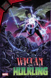 [King In Black: Wiccan & Hulking]