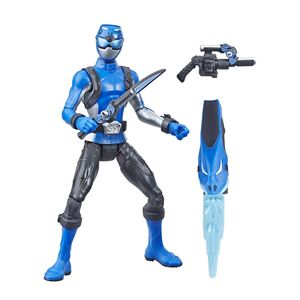 [Power Rangers: Beast Morphers: Basic Action Figure: Blue Ranger (Product Image)]